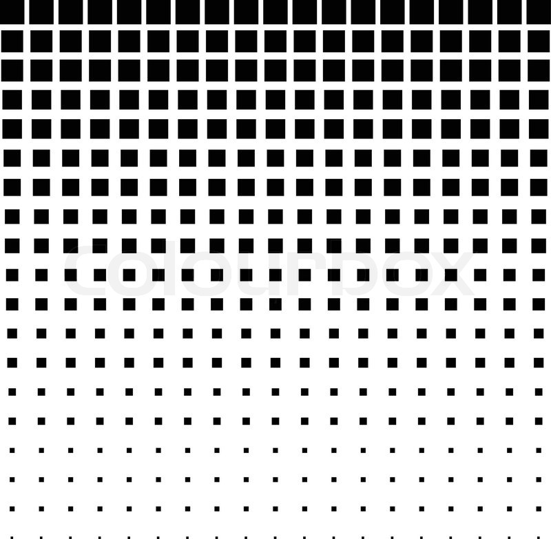 Stock vector of 'Black Abstract Halftone Square Dot Background, vector ...: https://www.colourbox.com/vector/black-abstract-halftone-square-dot...