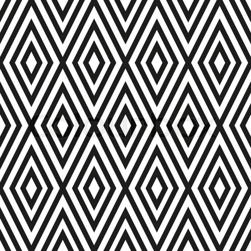 Seamless Geometric Pattern Pattern Background