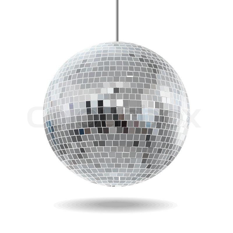 disco ball background white - photo #37