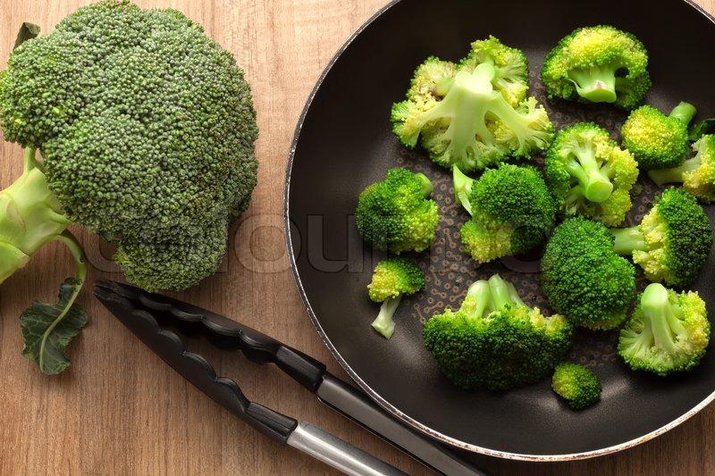 Вкусныеы брокколи с фото