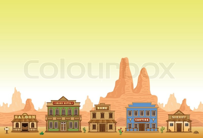 western town background - photo #32