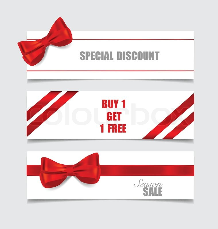 end of year sale savings labels set price tag sale coupon voucher