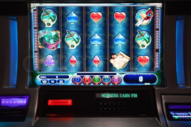 online video slot machine
