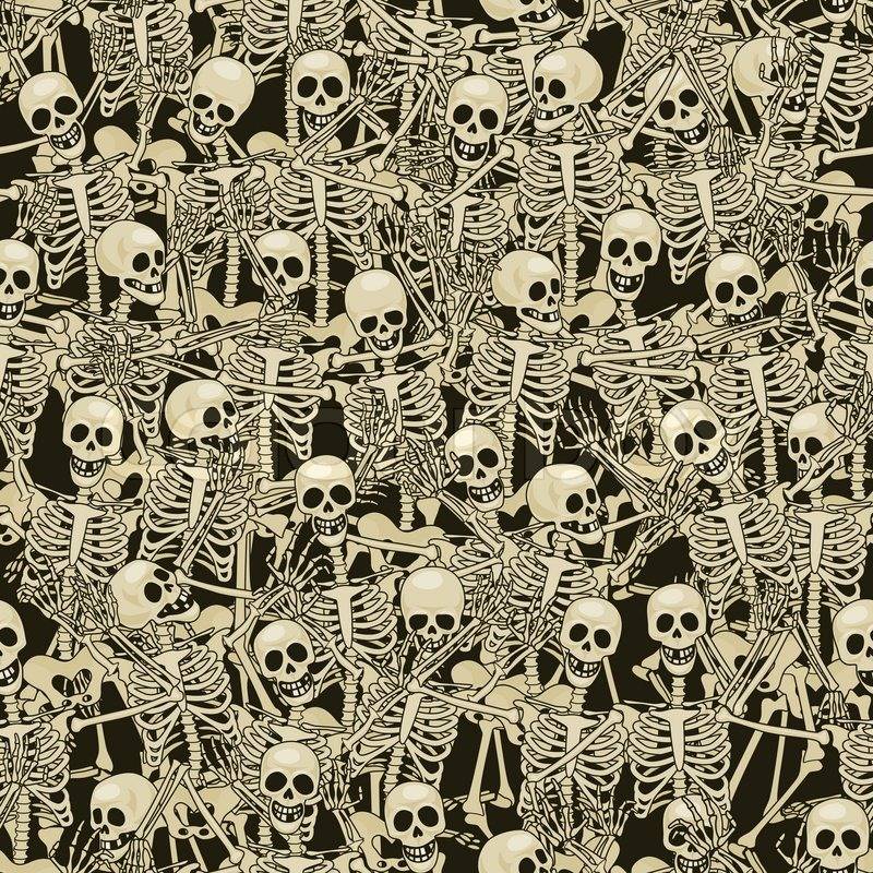 View Halloween Phone Wallpaper Skeleton Pictures Background