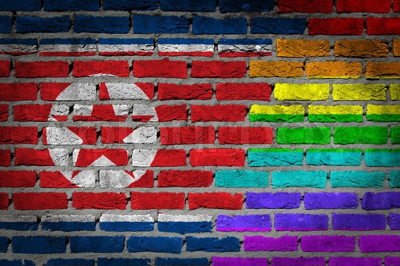 Gay rights north korea