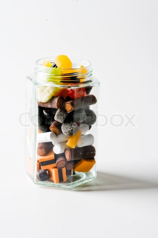 Stock image of 'Bunch of sweets'