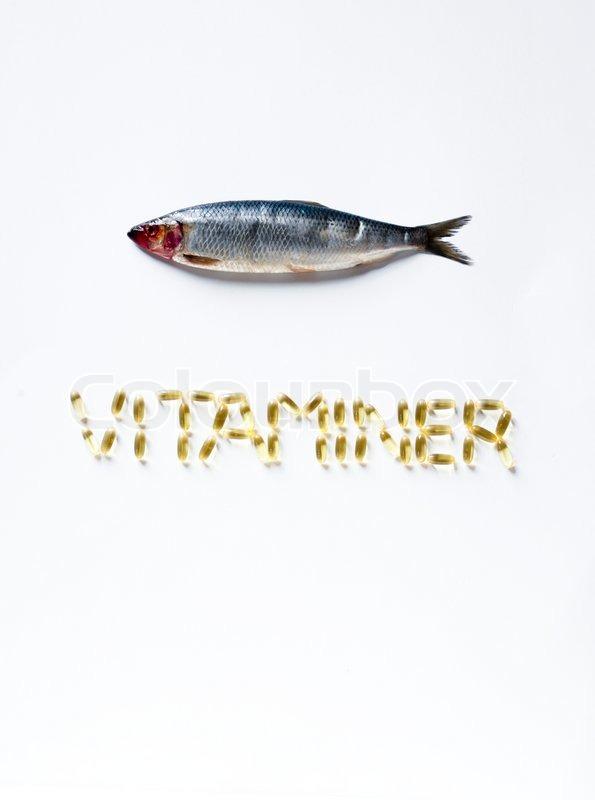 fisk vitaminer
