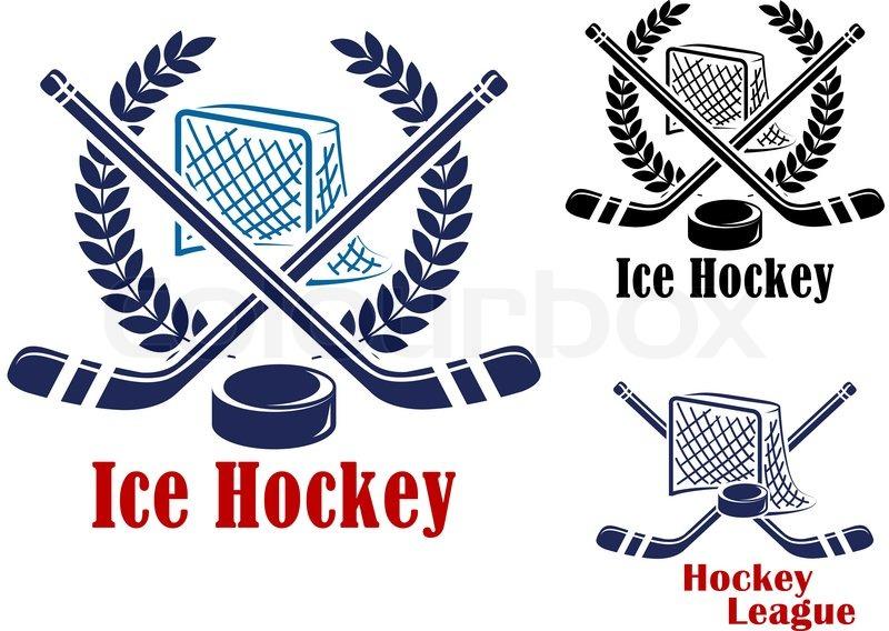 ice hockey symbols