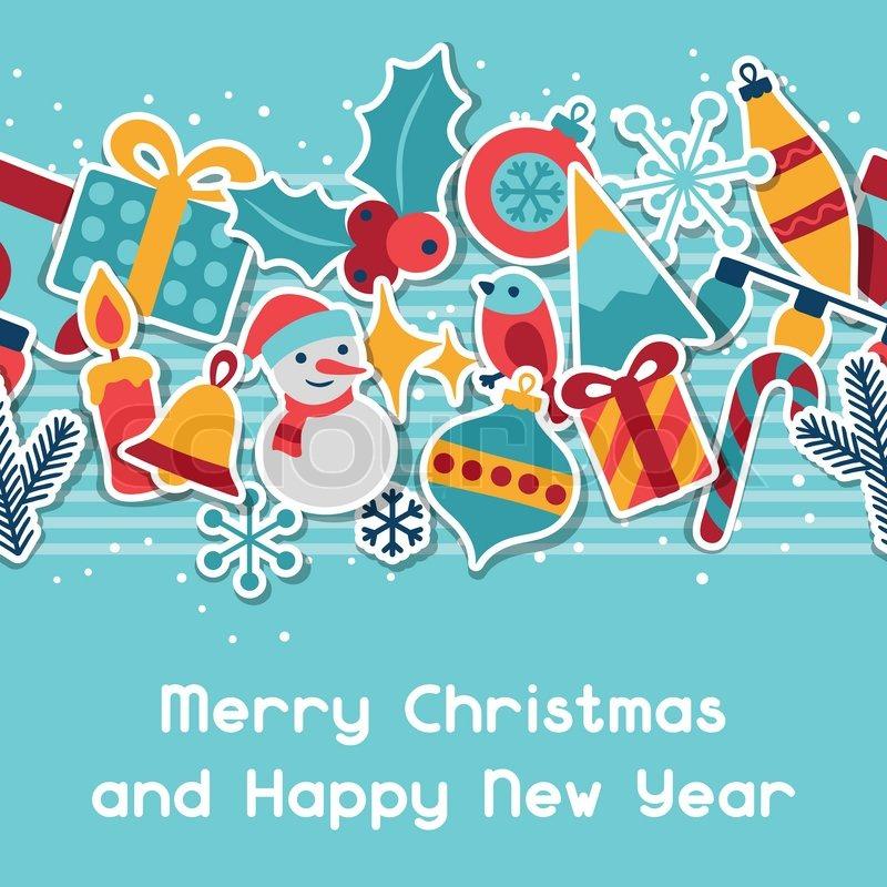 Happy New Year Invitation Card 89