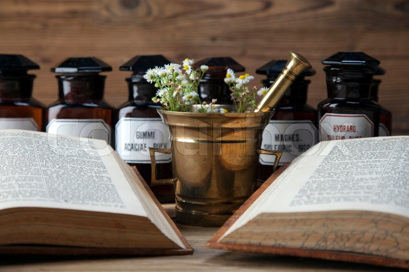 Old+ Herbal+ Medicine+ Books
