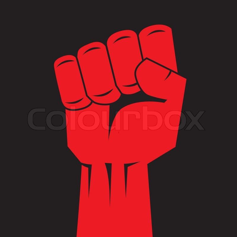 Image Gallery revolt fist