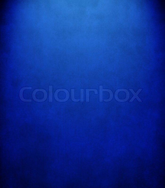 Book Cover Template Paint : Royal blue background black border cool color