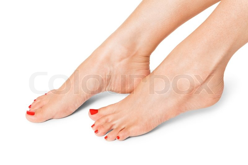 Female foot photo sexy