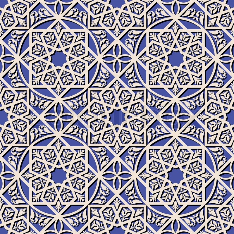 Islamic Mosaic Wallpaper And Islamic Background