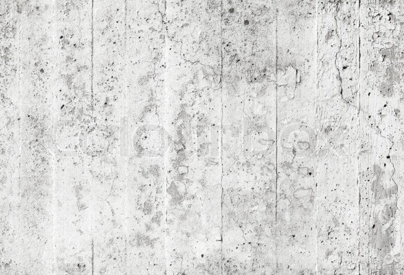 Old White Grungy Concrete Wall Stock Photo Colourbox