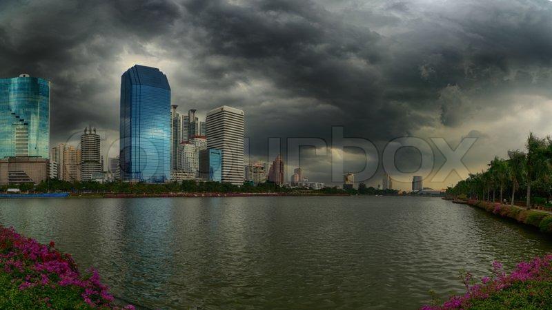 وضعیت بارش در تایلند
