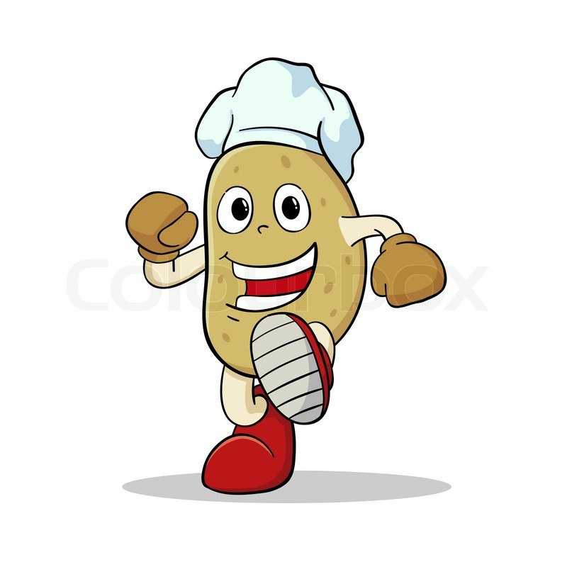 Image result for potato  character