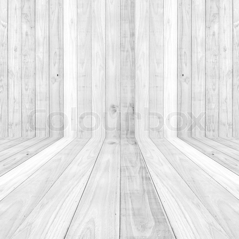 white wood floor background. Big White Wood Plank Floor Texture Background, Stock Photo Background U