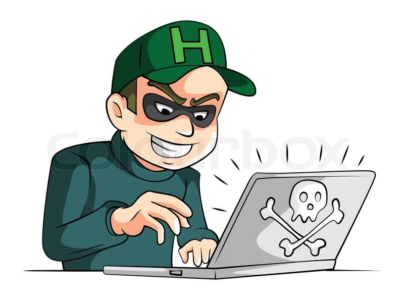 how to find a computer hacker