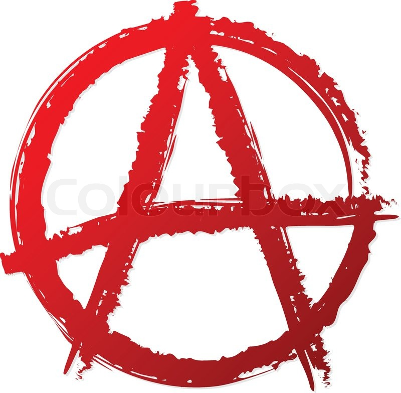 Image result for anarchy sign