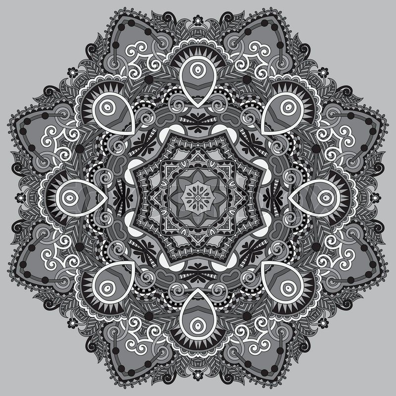 Napkin Pattern Design
