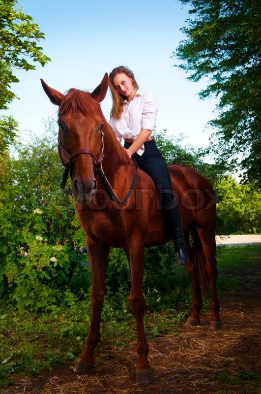 выборе чем полезна верховая езда для женщин похотливые девки безума
