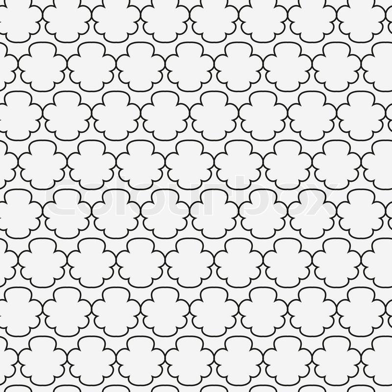 Seamless Modern Vector Vector Illustration For Modern