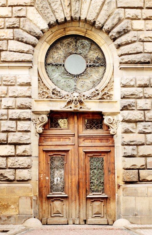 истрия входных дверей