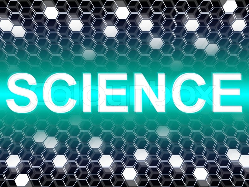 science word representing sciences