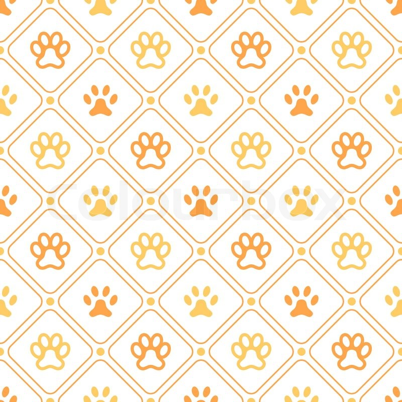 Animal Seamless Vector Pattern Of Paw Footprint Line And Dot Vector 11419585 together with Dog Kennels in addition Outdoor Dog Houses furthermore 385550418069944476 further Plan details. on dog kennel plans