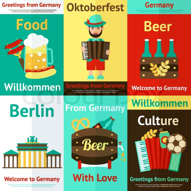 Germany Travel Traditional Food Culture And Attractions