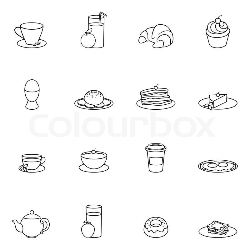 toast outline
