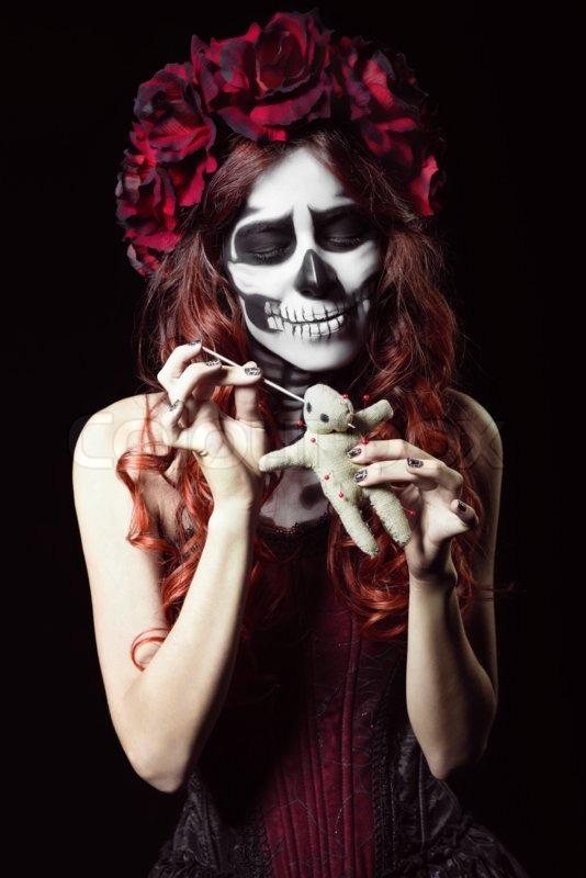 Dead bride makeup for halloween