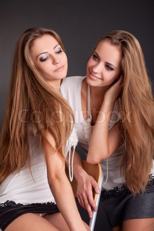 Two Beautiful Lesbian Teens 12