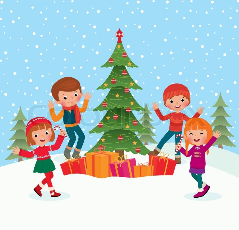 Fun Kid To Kid Present Traditions For Christmas