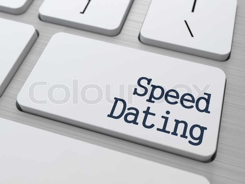 the concept of speed dating