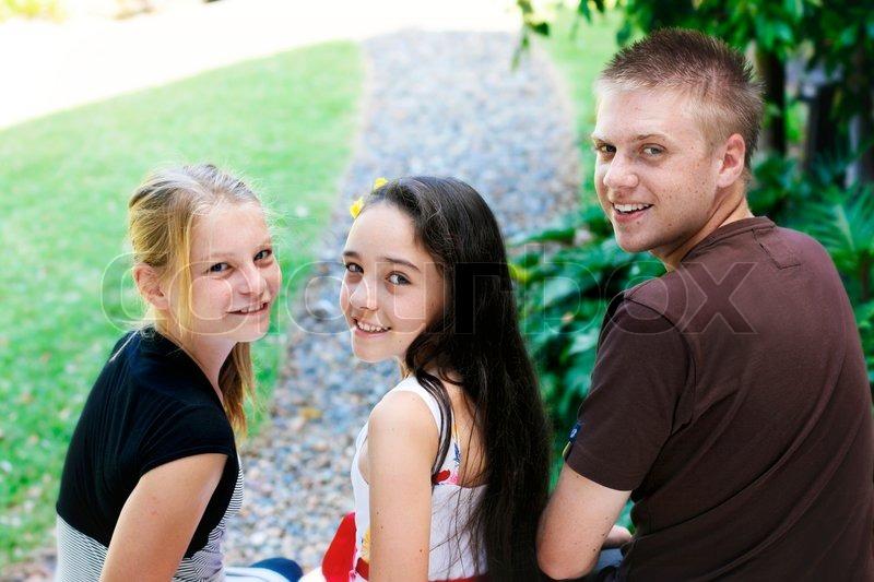 Teenager enjoying life with your friends novinha de cu rosa - 2 part 8