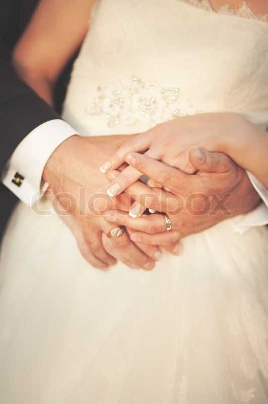 Hold me, trust me, marry me today !, stock photo