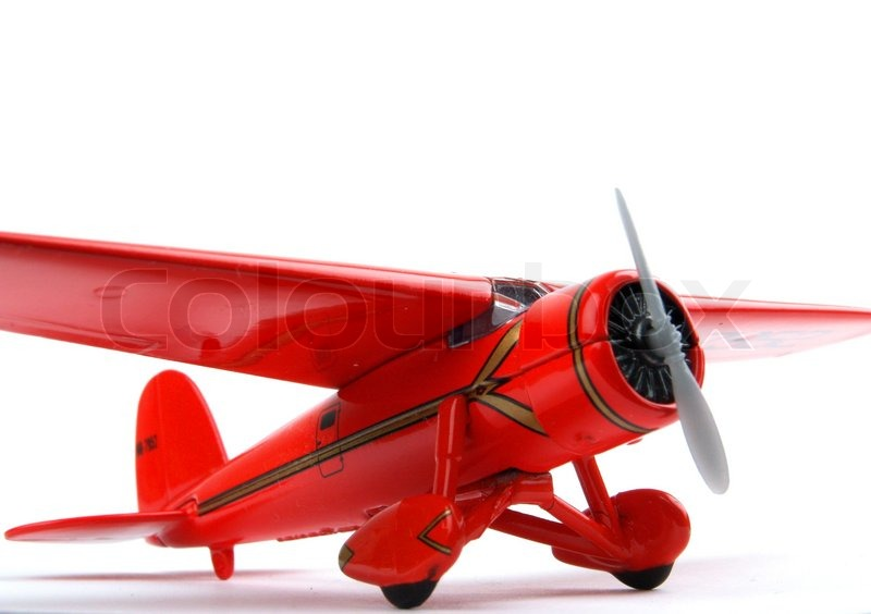 Old Fashioned Toy Planes