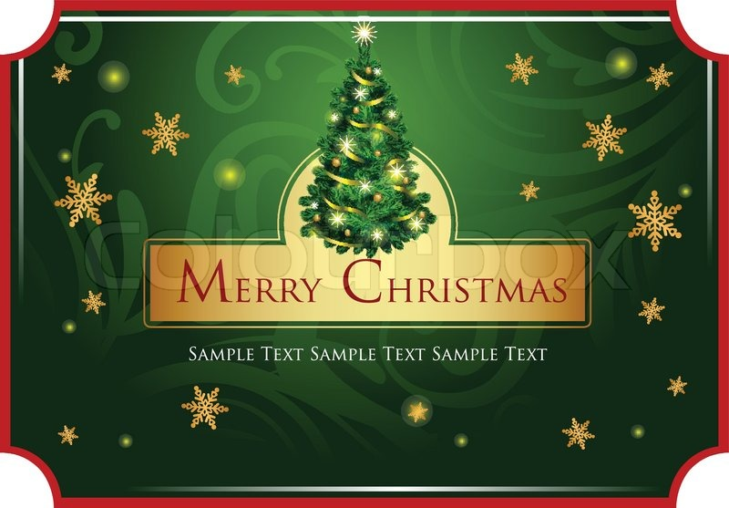 stock vector of christmas classic background for greeting cards banners presentations decorations