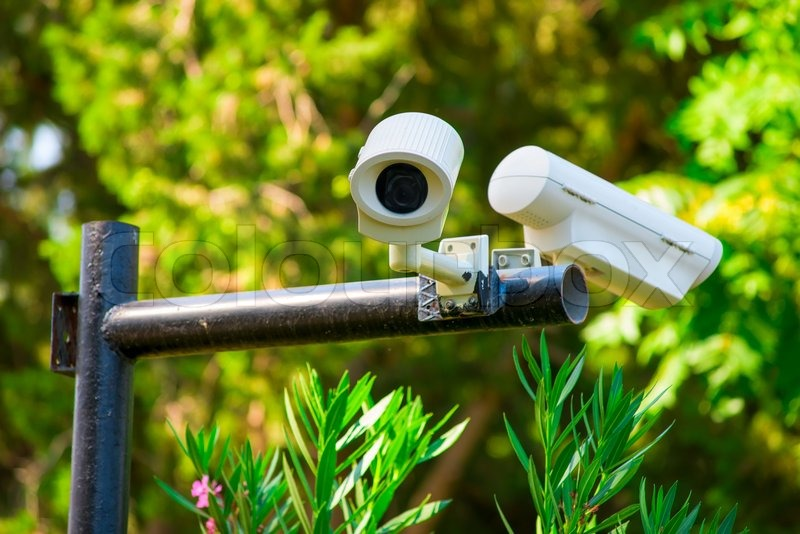 cameras in public areas essay Effectiveness of public area surveillance for crime prevention: security guards, place managers and defensible space brandon c welsh northeastern university.