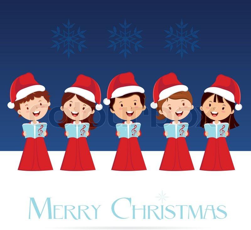 Lighted 8 Song Musical Holiday Christmas Carolers Choir: Christmas Carols.