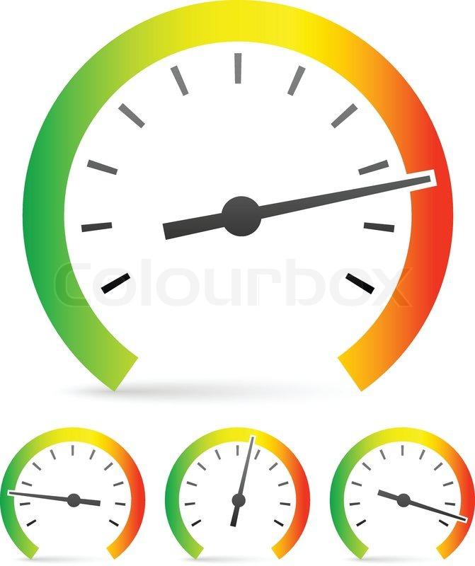speedometer or general gauge dial template for measuring rh colourbox com vector speedometer mobil vector speedometer mobil