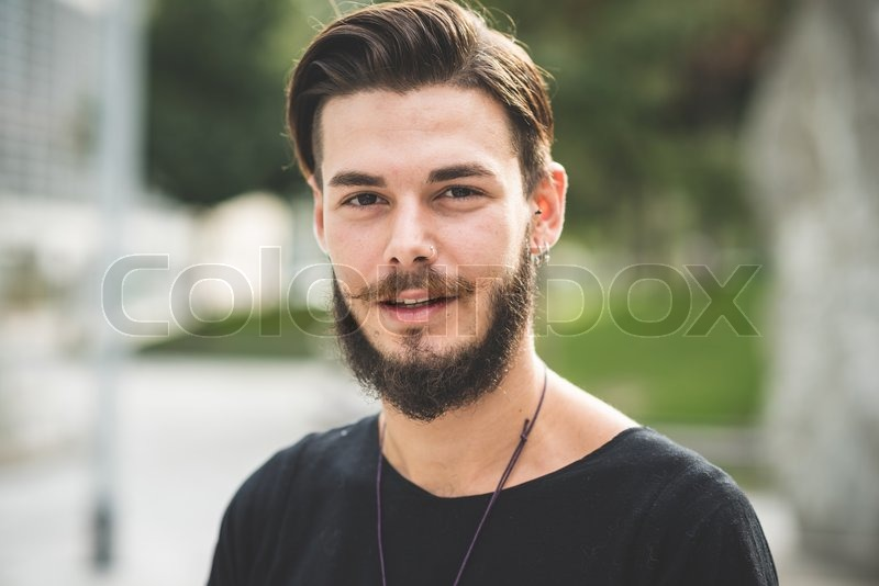 [Image: 11621917-young-handsome-bearded-hipster-man.jpg]