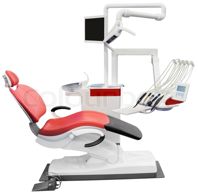 and illustration vector woman image dentist chair in vectors