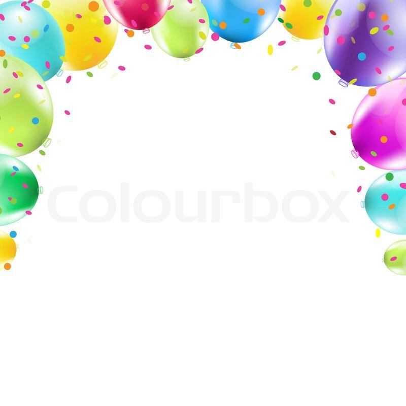 Dog Likes Balloons