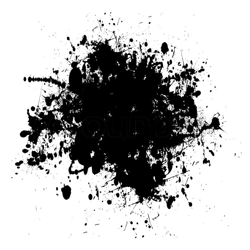 black and white abstract grunge ink splat background free grunge clipart grunge clip art music