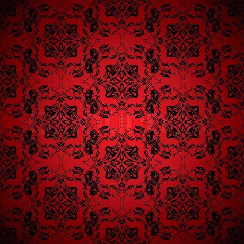 Schwarze Tapete Gl?nzend : Red Background Pattern Vector Free