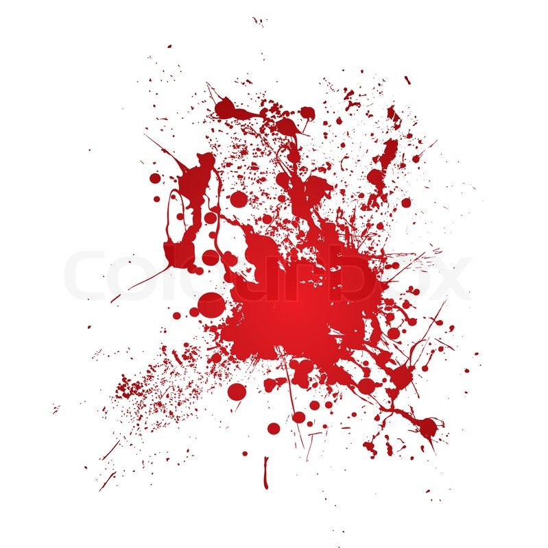 Inky Blood Splat With A Red Abstract Stock Vector Colourbox The best selection of royalty free blood texture vector art, graphics and stock illustrations. inky blood splat with a red abstract