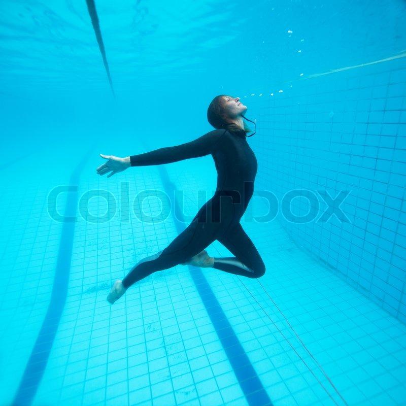 Fly Underwater Fly Underwater in Swimming